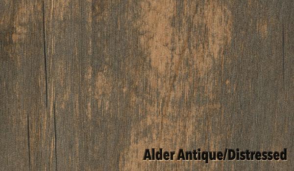 Alder Antique/Distressed