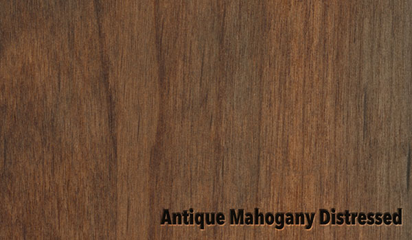 Antique Mahogany/Distressed