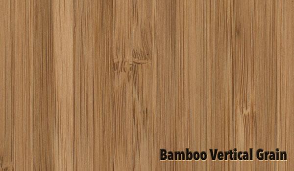Bamboo Vertical Grain