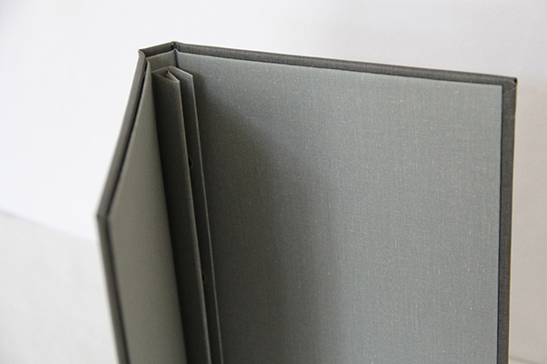 Menu Covers with Corners or Strips